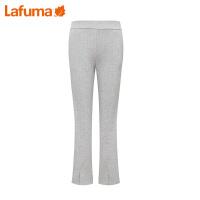 法国LAFUMA乐飞叶女士户外弹力喇叭裤运动时尚休闲长裤 LFPA8D752