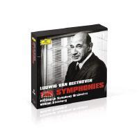 现货 【中图音像】[进口CD]威廉・斯坦伯格指挥的贝多芬交响曲全集 Ludwig Van Beethoven: The
