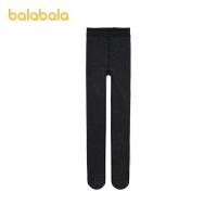 【2件6折价:47.4】巴拉巴拉儿童连裤袜女童打底袜小童中大童加厚保暖舒适弹力时尚潮