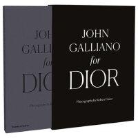 服装设计书 John Galliano for Dior,约翰・加利亚诺时期的迪奥