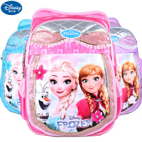迪士尼冰雪奇缘公主女童双肩书包儿童减负背包1-4年级小学生书包女SP20240