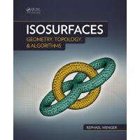 【预订】Isosurfaces 9781466570979