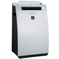 夏普(SHARP)KI-WF706-W WIFI连接家用智能空气净化器除甲醛雾霾