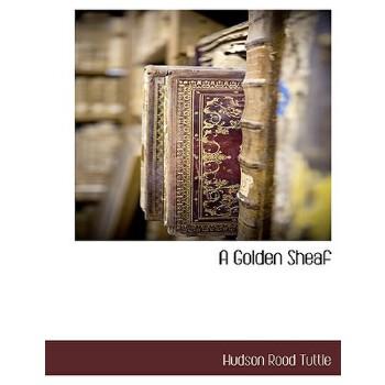 【预订】A Golden Sheaf 预订商品,需要1-3个月发货,非质量问题不接受退换货。