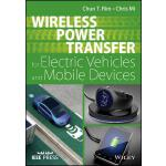 预订 Wireless Power Transfer for Electric Vehicles and Mobile