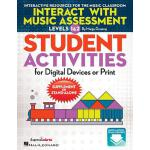 预订 Interact with Music Assessment Student Activities: For D