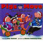 预订 Pigs on the Move: Fun with Math and Travel [ISBN:9780689