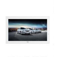爱国者(aigo)数码相框 DPF211 21.5英寸 大屏幕 广告机 展示机 1080P 视频 全格式 白色