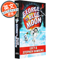 乔治的宇宙秘密钥匙 蓝色月球 英文原版 George's Secret Key 5 George and the Bl