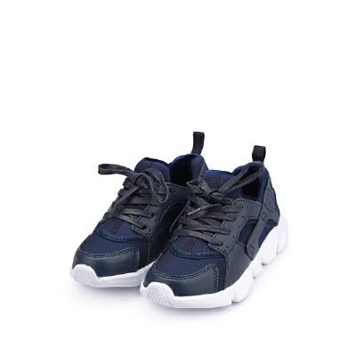 【99元任选2双】迪士尼Disney童鞋冬季运动鞋子男童保暖 S73628 【4.9大牌日:限时99元2双】