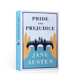 简・奥斯汀:傲慢与偏见 英文原版 Alma Classics: Pride and Prejudice Jane Au