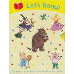 英国进口 Macmillan出品 Let's Read! 精选套装(全10册)跟我一起读!ISBN 978144725