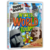 可怕的地理 邪恶世界之旅 Horrible Geography: Wicked World Tour 全彩青少年科普读
