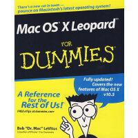 Mac OS X Leopard 指南Mac OS X Leopard For Dummies