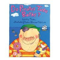 【预订】Do Pirates Take Baths?