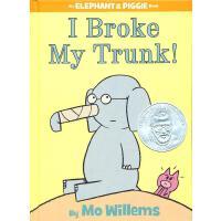 Elephant & Piggie Books: I Broke My Trunk! 小象小猪系列:我弄坏了我的鼻子(