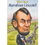 Who Was Abraham Lincoln? 漫画名人传记:亚伯拉罕�q林肯 ISBN9780448448862