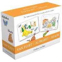 【现货】英文原版 Van Fleet Alphabet Heads: Alphabet; Heads 字母表、脑袋 2