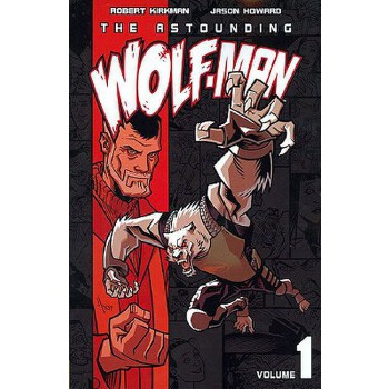【预订】The Astounding Wolf-Man, Volume 1 预订商品,需要1-3个月发货,非质量问题不接受退换货。