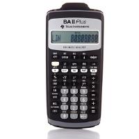 包邮德州仪器TI BA II plus金融计算器 BAII PLUS CFA计算机 CPA/AFP/CFA/CFP金融会计考试指定用计算器