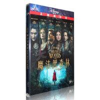 正版电影 魔法黑森林DVD盒装D9光盘