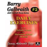 预订 Barry Galbraith Jazz Guitar Study 2 -- Daily Exercises: