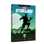 英文原版 漫威超级英雄故事.星爵 Star-Lord: Knowhere to Run(赠英文音频与单词随身查APP)
