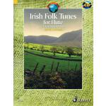 预订 Irish Folk Tunes for Flute [With CD (Audio)] [ISBN:97818