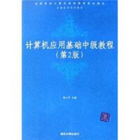 【二手旧书8成新】分级教学:计算机应用基础中级教程(第2版 杨小平 9787302124405