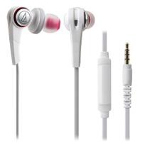 铁三角(Audio-technica)CKS770iS ATH-CKS770iS 入耳式智能手机耳麦 黑色/白色/红色
