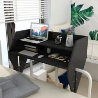 宿舍神器床上桌悬空小桌子书桌床上电脑桌上铺神器游戏桌学习桌