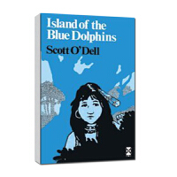 FICTION 11-14全球知名中学读物 Island of the Blue Dolphins