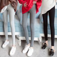 冬季长裤时尚冬装春装孕妇打底裤秋冬款加绒加厚外穿孕妇裤子