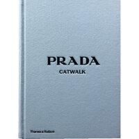 【Thames 官方原版全新塑封��天�l�】Prada Catwalk: The Complete Collections