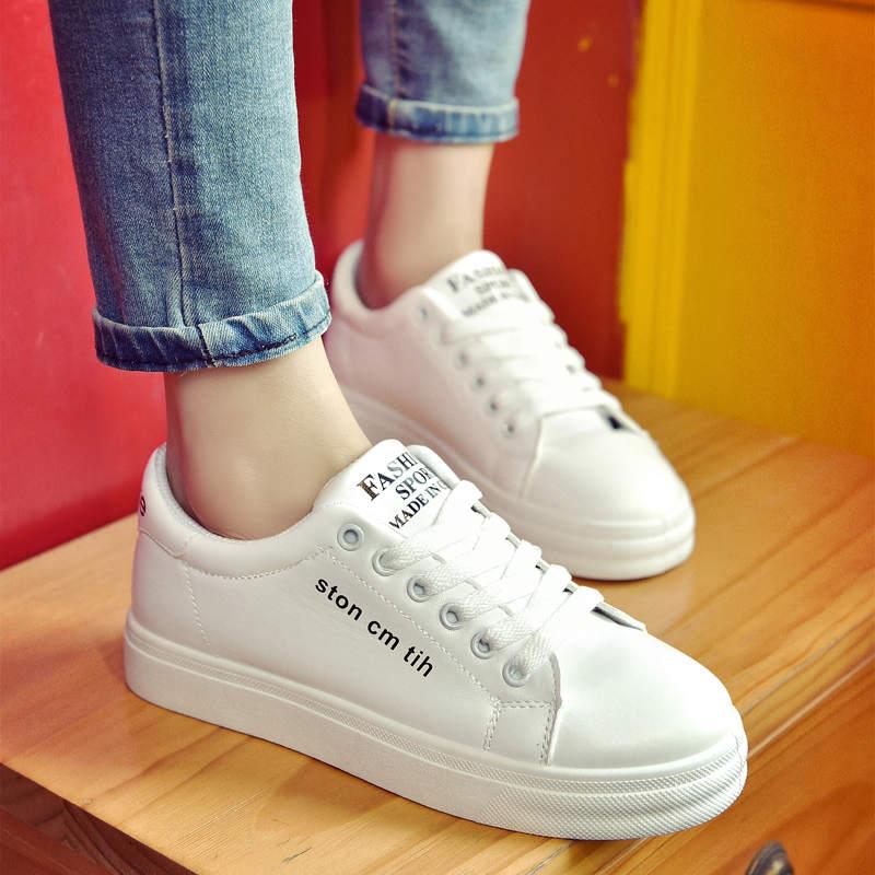 ELEISE美国艾蕾莎新品060-997休闲女士板鞋