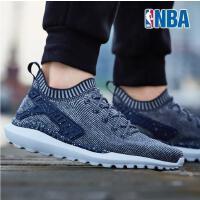 (NBA特卖)安踏NBA运动鞋男子网面透气运动休闲鞋袜套N1631904
