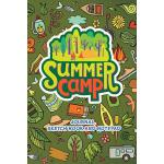预订 Summer Camp Journal Sketch Book and Notepad: Cute Summer