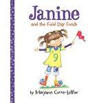 【预订】Janine and the Field Day Finish