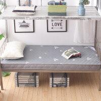 床垫海绵垫学生单人床0.9宿舍褥子加厚上下铺1.2米床1.5/1.8m床褥 180*200cm(重量升级 密度高 更厚