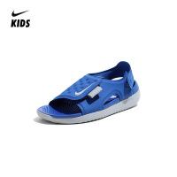【到手价:229元】耐克nike童鞋男童夏季凉鞋沙滩鞋 AJ9076-400