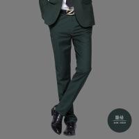 衬衫男学生男式韩版西修身免烫商务休闲时尚工装加大加长职业收腰结婚西裤