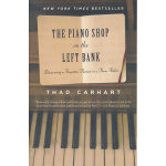 PIANO SHOP ON THE LEFT BANK(ISBN=9780375758621) 英文原版