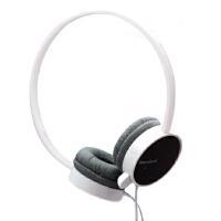 【品牌直供】日本SANWA超轻量休闲式耳机 电脑笔记本耳机耳麦 头戴式游戏耳机 带麦克风 话筒MM-HSST01BR