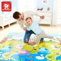 【跨店1件6折 2件5折】特宝儿   宝宝爬行垫XPE加厚爬行垫婴儿童爬爬垫客厅家用环保无儿童玩具