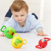 【当当自营】费雪(Fisher Price)玩具 儿童玩具球三合一(摇铃球+糖果摇铃+拉拉摇铃 颜色随机 无需充气)