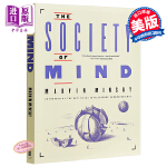 【中商原版】意识社会 英文原版 The Society Of Mind