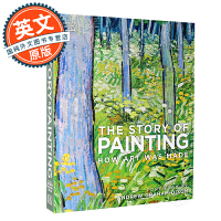 DK绘画的故事 英文原版 The Story of Painting: How art was made 艺术发展 新
