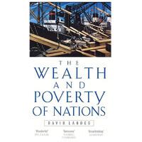 【中商原版】国富国穷 英文原版 The Wealth and Poverty of Nations