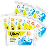 幼蓓Ubee 婴儿洗衣皂新生儿宝宝专用尿布皂儿童肥皂200g*10块