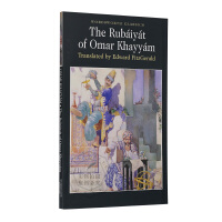 鲁拜集 英文原版 The Rubáiyát of Omar Khayyám 进口书 欧玛尔海亚姆 Omar Khayy